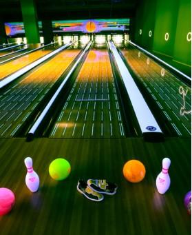 Bowling Praha
