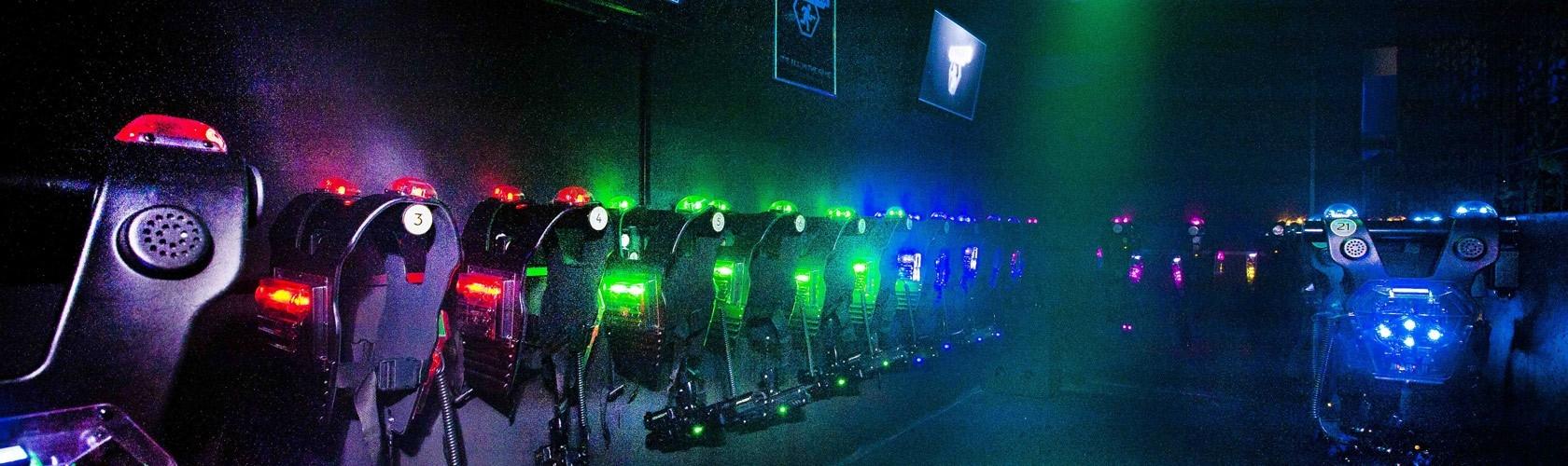 Svět zábavy - Laser Game