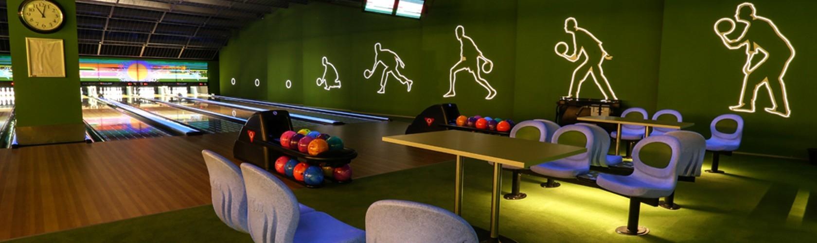 Svět zábavy - Bowling